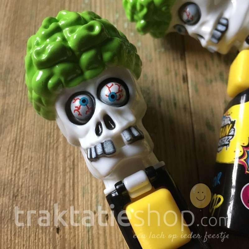 Halloween Traktaties.Brain Blaster Lollie